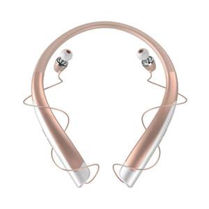 HBS 1100 Tone Platinum HBS-1100 Casque stéréo sans fil Sport Neckband casque Bluetooth NFC support pour iPhone Casques d'écoute Hi-fi 7 6s plus