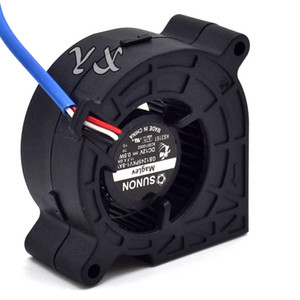 free shipping New and Original GB1245PKV1-8AY 45*45*20mm 12V 0.5W 4520 turbo blower fan for SUNON