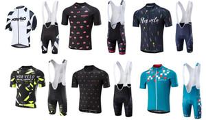 Morvelo Herren Ropa Ciclismo Fahrradbekleidung / MTB Fahrradbekleidung / Fahrradbekleidung / 2019 Radsportuniform Radtrikots 2XS-6XL A62