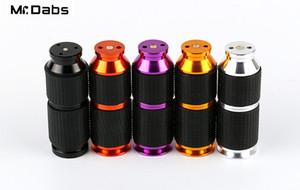 알루미늄 럭셔리 휘저어 진 크래커는 크림 디스펜서 크림 위퍼 흡연 가스 n2o 크래커 5 색을 mr_dabs에서 채찍질했습니다.