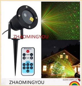 YON Laser Outdoor Lawn Light Sky Star Laser Spotlight Light Landscape Park Garden Lamp Decorations Christmas Laser Projector Outdoor