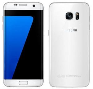 """مجدد الأصلي سامسونج غالاكسي S7 حافة G935A G935T G935P G935V G935F الهاتف المحمول مفتوح 5.5 """"الثماني النواة 4GB / 32GB 12MP 4G LTE"""