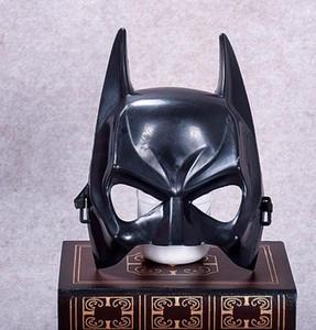 Máscara de Batman Cavaleiro Cosplay Superhero Traje Máscara Superior Do Dia Das Bruxas Halloween Fancy Dress Máscaras Máscaras de natal suprimentos de presente