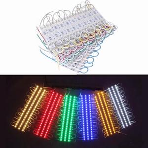RGB LED-Pixel-Module Wasserdichte 12V SMD 5050 3 LED 0.72W 80lm LED-Module Zeichen LED-Hintergrundbeleuchtung für Kanal-Buchstaben ..