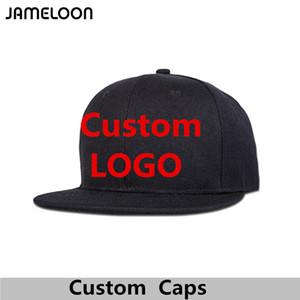 Zefit Snapback custom cap custom дальнобойщик hat 3D вышивка печатный логотип плоский Билл установлены регулируемые персонализировать бейсболка hat