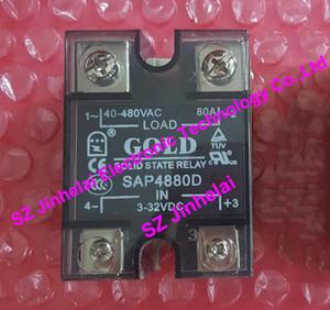 SAP4880D nuovo e originale in oro monofase AC SOLID STATE RELAY 80A 40-480VAC 3-32VDC