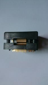 Enplas OTQ-80-0.5-02 QFP80 LQFP80 TQFP80 Presa per prova di ingresso per presa IC