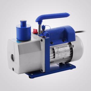 R410a R134a R22 4.8 CFM воздушный вакуумный насос HVAC A/C хладагент Ж / 4 клапан коллектор датчик 1/3 л. с. вакуумный насос