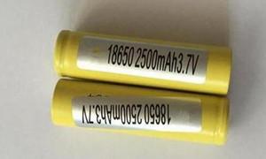 حار INR18650 HG2 HG4 25R بطارية 2500 مللي أمبير خلية 20A بطارية ليثيوم 22P 20A للسجائر الإلكترونية 100W فيديكس
