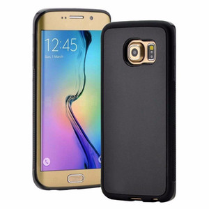 Étuis de téléphone anti-gravité pour Sumsung S5 S6 S6 S7 Edge S7 S7 Edge S8 S8 plus Note 4 Note5 Couverture d'adsorption anti-gravité magique