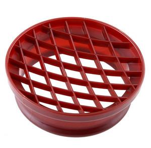 Plástico Piña Muffin Molde Pan Cake Moldes Cortador - Molde para hornear Herramienta de la cocina DIY Pasteles Moldes Envío Gratis