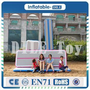 Home Edition Of Ücretsiz Kargo Şişme Hava parça Gym Mat çamaşır Parça Şişme Airtrack For Kids A Takımı