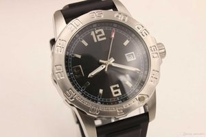 Venta caliente de lujo reloj de pulsera reloj de moda Colt cuarzo Dial Negro reloj de los hombres 44 mm reloj para hombre envío gratis