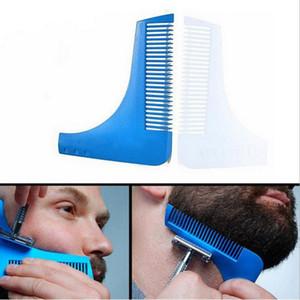 Hot New Perfect Lines Symmetry Beard Bro Shaping Shaving Tool Comb