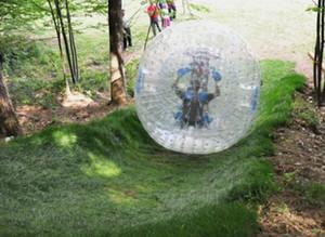 NewZealand Zorb 공 풍선 공 Zorbing 장난감 Human hamster ball 3M 또는 2.5M PVC 또는 눈 겨울용 TPU 무료 배송