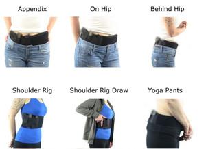 Materiale da immersione composito di alta qualità Cintura elastica Porta celata Cintura da armatura in dotazione