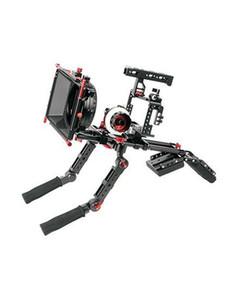 Für Sony A7RII CAME-TV Kamera Rig Shoulder Support Kit