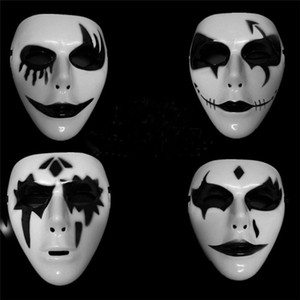 Бесплатная доставка горячая продажа JabbaWockeeZ маска танцоры танцуют вместе выступления Маска хип-хоп маска эластичный Хэллоуин танцевальная вечеринка реквизит дешевые