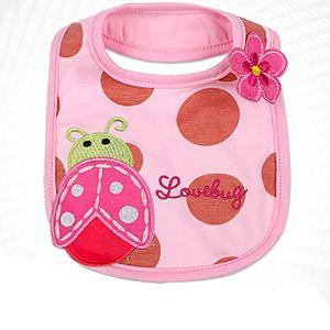 2017 NEW 100% Cotton Baby Bibs Bandana Bibs for Babies Cotton Baby Bib Infant Saliva Towels Cartoon Accessories