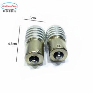 1 Para 12 V 1156 BA15S P21W S25 R5 LED 7 Watt 8000 karat weiß Auto Auto Lichtquelle Lampe Rück Backup Styling Schwanz
