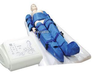 Sauna infrarrojo drenaje linfático equipo de masaje infrarrojo manta térmica pressotherapy máquina para la venta que adelgaza la envoltura del cuerpo manta