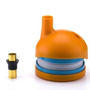 Гибкий гибкий пластик стрейч Caterpillar табак сигареты курительные трубки зеленый табак трубы курительные аксессуары клон инструменты 10 шт. / лот