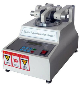 DH-TA-01 Taber Leather Abrasion Testing Machine , Taber Abrasion Test Method Reliable Quality By Free Shipping With Best Quality