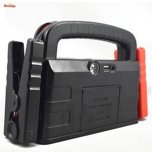 Commercio all'ingrosso di alta qualità 100pcs 14000mAh originale mini multi funzione jump antipasto avviamento caricatore bancario per caricabatterie per auto