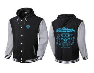 Diamond Supply hoodie para homens Hot vendas diamantes hoodies hip hop moletom com capuz marca nova camisola dos homens roupas pullover