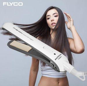 Flyco المهنية استقامة الشعر فرد أدوات الرطب والجاف السيراميك التدفئة لوحة الحديد بروس lisseur cheveux FH6810