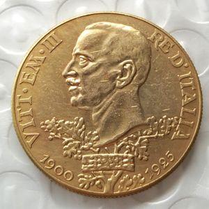 1925 Italien 100 Lire - Vittorio Emanuele III