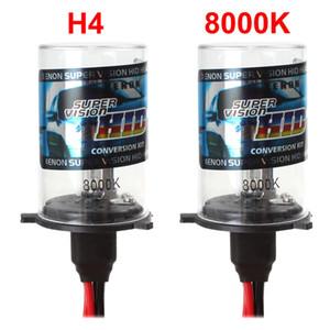 Súper Brillo H4 8000K Conversión de coche HID-Xenon Lights Car Headlamp CEC_405
