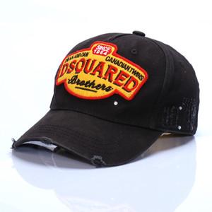 Klassiker DSQCIOND2, Baseballcap für Herren und Herren im Freien, Schattierkappe aus 100% Baumwolle, 3 Farben