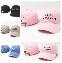 Nuevo 2017 Real friends snapback caps Me siento como Pablo Kanye pablo Toronto pablo San Francisco tendencia rara rara gorra de béisbol famoso sombrero de otoño