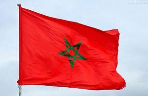 모로코 국기 국가 3피트 X 5피트 폴리 에스테르 배너 Flying150 * 90cm 사용자 정의 플래그 모든 세계 전세계 야외