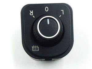 Chrom Power Side Spiegel einstellen Schalter Knopf Fit Jetta MK5 Golf MK5 MK6 Kaninchen Eos Passat B6 3C Tiguan 1K0 959 565 5ND959565B
