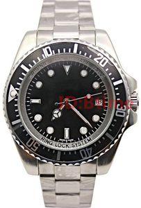 Дизайнер мужской 44 мм механический браслет из нержавеющей стали 116660 SEA-DWELLER Автоматическое движение Бизнес Случайные SEA мужские часы