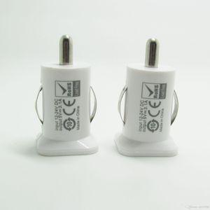 Yeni USAMS 3.1A 3100mha USB Çift Araç Şarj 5 V çift 2 Port araba Şarj iPad iPhone 5 5 S iPod iTouch HTC Samsung