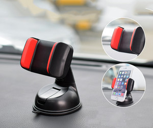 Outlet Car phone holder Plastic Apple Car holder 360 ° rotation Safety anti-slip Easy to fix