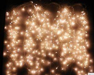 16 M * 0.7 M 488LEDS perde ışık festivali curstrings LED parça ışıkları tain kolye ışıkları Ücretsiz kargo