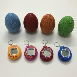 Yeni Retro Oyunu Oyuncaklar Evcil Bir Komik Oyuncaklar Vintage Sanal Pet Siber Oyuncak Tamagotchi Dijital Pet Çocuk Oyunu Çocuklar DHL Ücretsiz Kargo