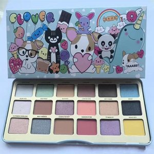 makrup Clover A Girls Best Friend Eye Shadow Palette 18 colors eyeshadow palette DHL Free Shipping