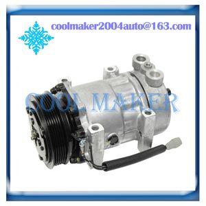 SD7H15 CO 4691C compressor ac para Jeep Cherokee Dodge Dakota 55036340 55037205AG 55037205AH 55037205AI 6511608