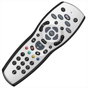 Commercio all'ingrosso 200pcs -Best alta qualità Sky Remote control Sky HD v9 Telecomando universale Sky HD + Plus telecomando di programmazione