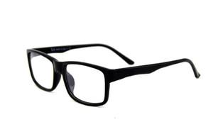 Unisex klasik marka gözlük çerçeveleri reçete 5245 için moda plastik düz gözlük gözlük