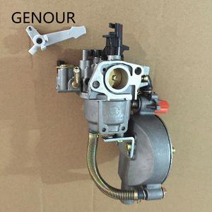 Новый дизайн JIWANNIAN 168F LPG NG карбюратор три способа преобразования KIT для GX160 GX200 двигатель бензин LIQUEFIELD, двойной карбюратор топлива