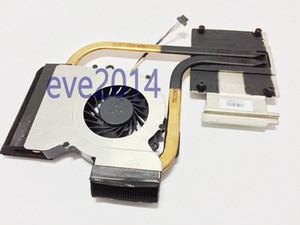 nuovo dispositivo di raffreddamento per HP padiglione DV6-6000 DV6 laptop dissipatore di calore con radiatore ventilatore 641476-001