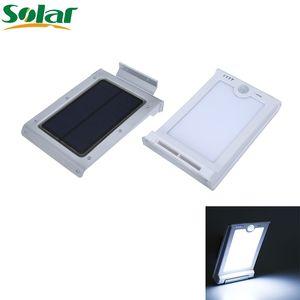 46 PIR Оптово Bright Lights Открытый солнечной Super Power Light Sensor Солнечный свет С безопасности движения Водонепроницаемый светильник для сада Street Fvhw