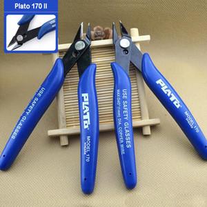 Plato 170 II Flush Cutter Drahtschneider Nipper Mini Zange Clamp Schneidescheren Werkzeug Für DIY RDA rebuildable Zerstäuber Vape DHL