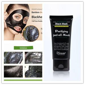 NEW Facial Purifying Mask Peel-off Pore Nasal Masks Deep Black 50ML Cleansing DISAAR MASK Blackhead Cleaner ANA Face Matte Daub Membran Tjsr
